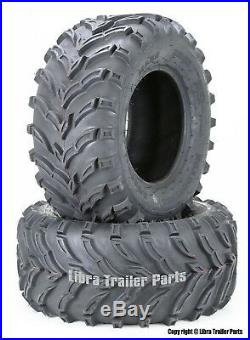 2 New ATV/UTV Tires 26x9-12 26x9x12 6PR 10275