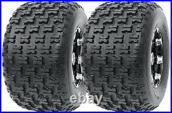 22X10-10 22x10x10 Set of 2 New WANDA Sport ATV Tire 4PR 10047 RAZR XC Style