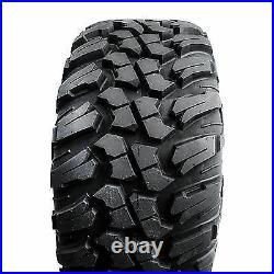 Tusk Terrabite Radial 8 Ply UTV Tire Set 4 Tires Four 27x9-14 Dot